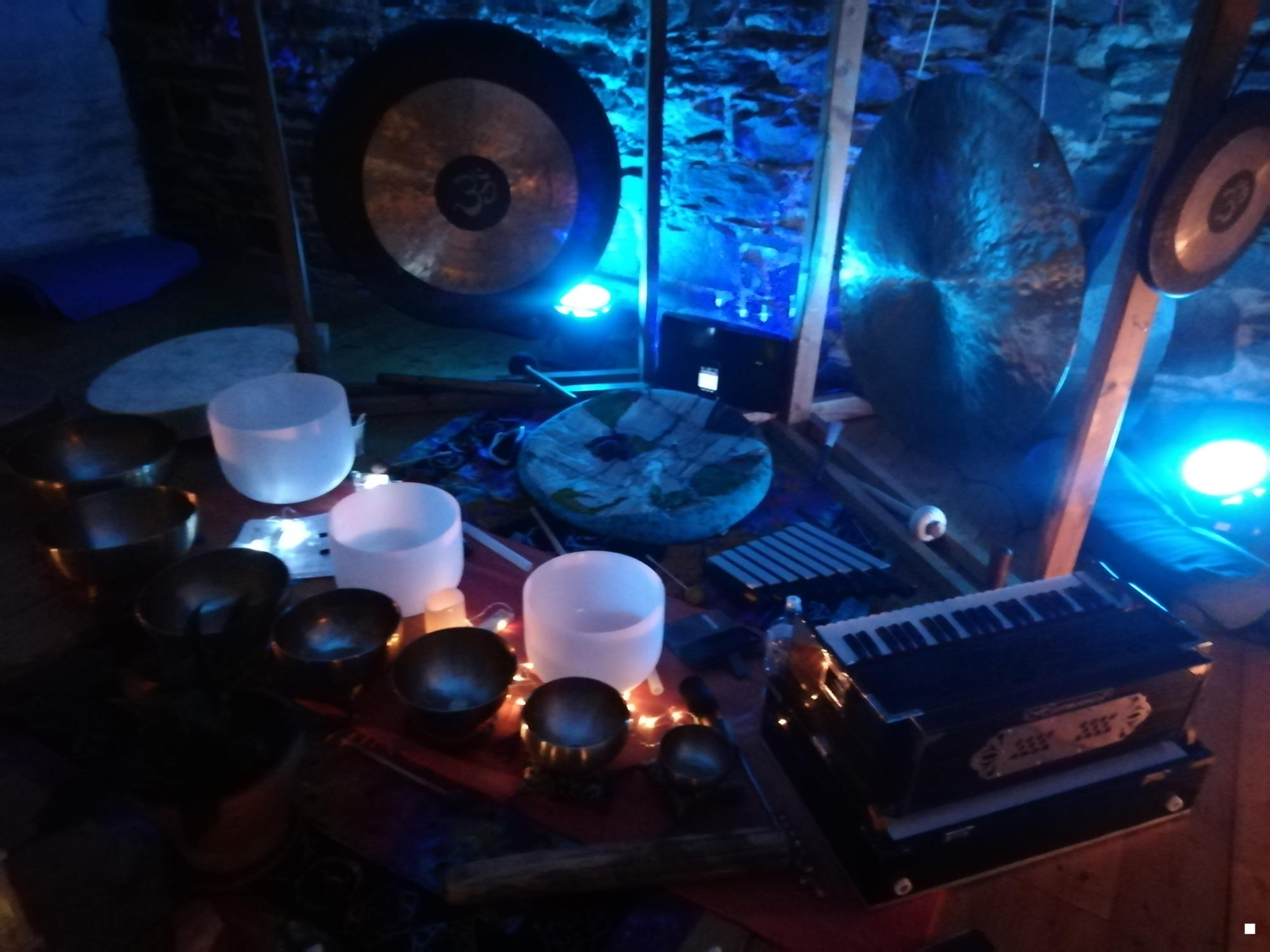 Cosmic Sound Bath & Yoga Nidra Meditation